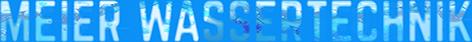 Meier Wassertechnik Logo